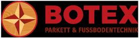 Logo BOTEX Parkett & Fußbodentechnik